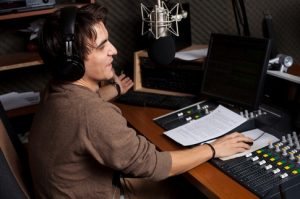Wordpress templates radio station